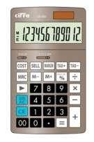 Calculadora Cifra De Escritorio DT  660 12 Digitos Cod. Dt-660