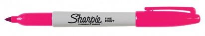 Marcador Permanente Sharpie Fino (0,9 Mm.) Magenta Cod. 1789437