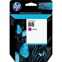 Cartucho Hewlett Packard  88 (C9387AL) Magenta 13 Ml. P/Officejet Pro K550 Cod. Ci-Hp-938700