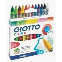 Crayon Giotto Mini x 24 Unid. Cod. 282200Sa