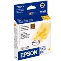 Cartucho Epson T063420 Amarillo 8 Ml. P/C67/C87/Cx-3700/Cx-4100/Cx-4700 Cod. Ci-Ep-342000