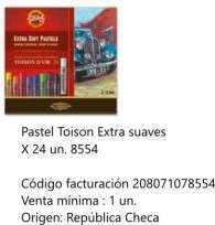 Pastel Kohinoor Ext/Soft X24 Cod. 208071078554