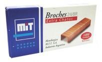 Broche Mit Para Abrochadora 24/8R x 1000 Unid. Cod. 74