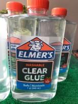 Adhesivo Elmers Glue Liquido Sintetico Transparente Quart 946 Ml. Cod. 2069608