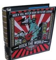 Carpeta Ito 3 x 40 Rock Met  Cartone Cod. 03501230010