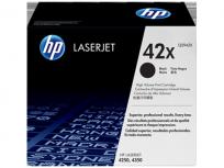 Toner Hewlett Packard  42X (Q5942X) Negro P/Laserjet 4250/4350 Cod. To-Hp-942X00