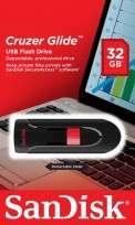 Pen Drive SanDisk Cruzer Glide 3.0 32 GB Cod. Me-Sd-P32Z60
