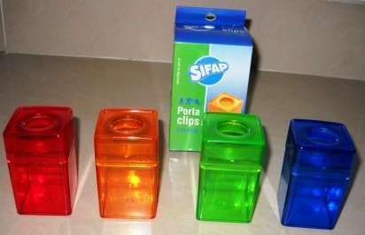 Portaclip Sifap Con Iman Acrilico Cod. 9006000015