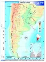 Mapa Rivadavia Nro. 5 Europa Fisico/Politico Block x 20 Unid. Cod. 232147