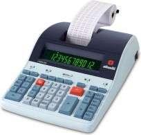 Calculadora Olivetti Logos 802 Con Impresor 12 Digitos Uso Intensivo Cod. 802