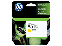 Cartucho Hewlett Packard 951 XL (CN048AL) Amarillo Alto Rendimiento 53 Ml. P/Officejet Pro 8100/Officejet Pro 8600 Cod. Ci-Hp-048A00