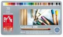 Lapices De Colores Caran Dache Luminance 6901-338 Cod. 08902527338