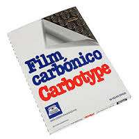 Carbonico Carbotype Film Oficio Negro Caja x  50 Hjs. Cod.1-1-1-1