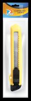 Cortante Ezco 18 Mm. Sin Guia Estuche PVC Cod.  510102