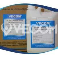 Glass Cleaner Limpiavidrios Bidon X 5 Lts. Dilucion 1:40 Cod.Ve 0011
