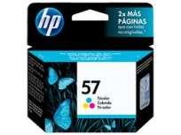 Cartucho Hewlett Packard  57 (C6657AL) Tricolor 18 Ml. P/Photosmart 100/Camara Digital Cod. Ci-Hp-665700