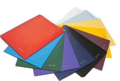 Carpeta G-A Nro. 826S Presentacion A4/Carta Cartulina x 25 Unid. Color Bordo Cod. 826 S/BORDO