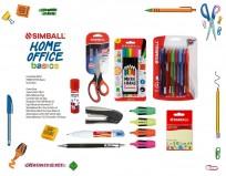 Caja Simball Home Office Basics x 10 Elementos Para Oficina Seleccionados. Cod.216980052