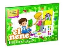 Block El Nene De Dibujo Nro. 5 Color x 24 Hjs. Cod. 210514