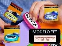 Perforadora Con Forma Asb Especial Para Papel Bordeadoras Mod.E Cod. Perbe