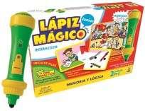 Juego Interactivo Implas Lapiz Magico Memoria Cod.169
