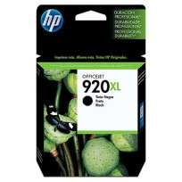 Cartucho Hewlett Packard 920 XL (CD975AL) Negro Alto Rendimiento 29 Ml. P/Officejet 6000/6500 Cod. Ci-Hp-975A00