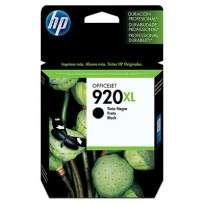 Cartucho Hewlett Packard 920 XL (CD975AL) Negro Alto Rendimiento 29 Ml. P/Officejet 6000/6500 Cod. Ci-Hp-975A00