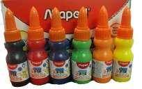Adhesivo Maped Glue Peps Vinilico x   30 Grs. Surtido x 12 Unid. Cod. 816100