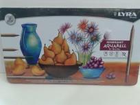 Lapices De Colores Lyra Rembrandt Aquarell x  72 Largos Lata Cod. 2011720