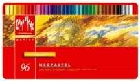 Crayon Caran Dache Neopastel  x 96 Unid. Carton Lata 7400-396 Cod. 05502503896