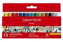 Pastel Caran Dache  School Permanente X 15 7002-715 Cod. 089025327002715