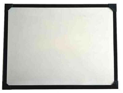 Pizarra Pilot Graph Blanca  60 x 80 Cms. Cod. 118040016080