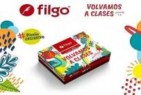 Caja Filgo Vuelta a Clases 11 Elementos + Actividades y Organizadores De Regalo. Cod Box-vac-004