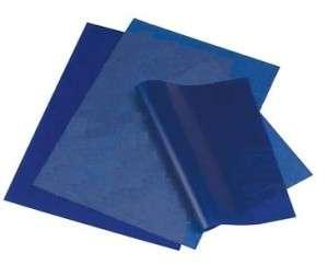 Papel Carbonico Hl Multiuso Twin Oficio 21X33 Cm.Azul Caja X50 Hjs.  Para Mano Cod. Azzp03