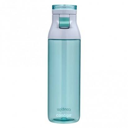 Botella Para Hidratacion Contigo Jackson Con Tecnologia Tritan Celeste 710Ml  Cod.2039819