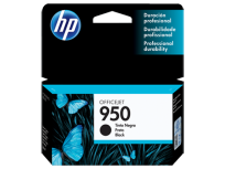 Cartucho Hewlett Packard 950 (CN049AL) Negro 24 Ml. P/Officejet Pro 8100/Officejet Pro 8600 Cod. Ci-Hp-049A00
