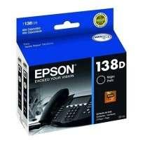 Cartucho Epson T138126 Negro x 2 Unid. Alta Capacidad P/Tx525Fw Cod. Ci-Ep-812600