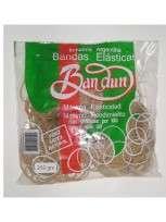 Bandas Elasticas Bandun Bolsa x  250 Grs. Diam. 40 Cod. Aabbn3     0201