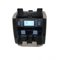 Clasificadora Cifra de Billetes DP 8120 Con Carga Frontal 1 1/5 Bolsillos. Cod. DP8120