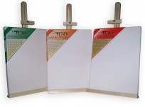 Bastidor Turk  27 X 35 Cms. Textura Fina Cod. 302735