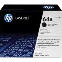 Toner Hewlett Packard  64A (CC364A) Negro P/Laserjet P4014/P4015/P4515 Cod. To-Hp-364A00