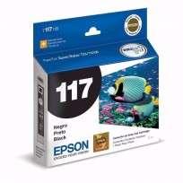 Cartucho Epson T117120 Negro 5 Ml. P/T23/Tx105 Cod. Ci-Ep-712000