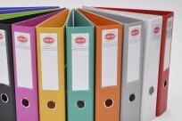 10 Biblioratos Util Of Forrado Plastico Oficio Lomo 75 Mm.+ 6 Lapiz Corrector Liquid Paper 7 ml + Regalo 2 Lapiz Corrector Liquid Paper 7 ml. Cod. Promo1