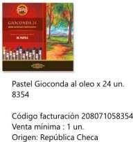 Pastel Kohinoor Oleo X24 Gioco Cod. 208071058354