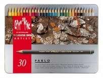 Lapices De Colores Caran Dache Pablo Colection x  30 Largos En Lata 666-330 Cod. 08902509330