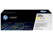 Toner Hewlett Packard 305A (CE412A) Amarillo P/Laserjet Pro M451/M475 Cod. To-Hp-412A00