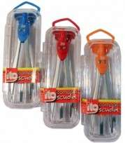 Compas Ito Scuola Metal 1002 En Blister Cod. 05201207001