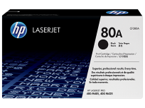 Toner Hewlett Packard  80A (CF280A) Negro P/Laserjet Pro M401/Laserjet M425 Cod. To-Hp-280A00