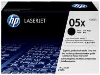 Toner Hewlett Packard  05X (CE505X) Negro P/Laserjet P2035N/P2055DN Cod. To-Hp-505X00