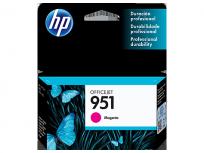 Cartucho Hewlett Packard 951 (CN051AL) Magenta 8 Ml. P/Officejet Pro 8100/Officejet Pro 8600 Cod. Ci-Hp-051A00